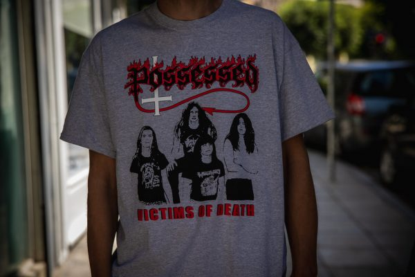 POSSESSED - VICTIMS OF DEATH