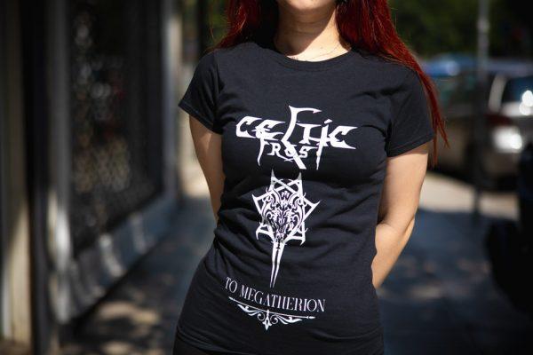 celtic frost to megatherion girlie