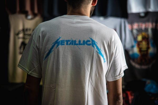 metallica justice white