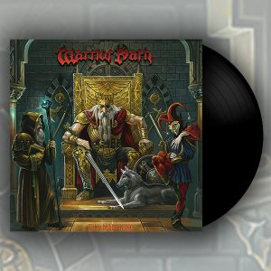 warrior path the mad king lp