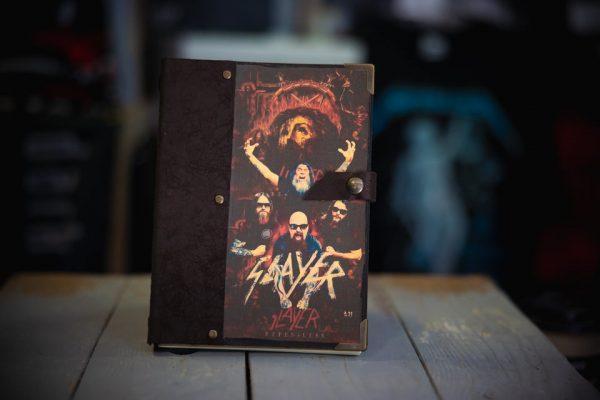 slayer notebook