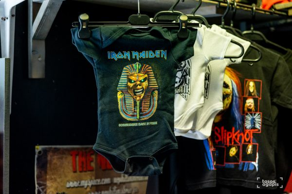 iron maiden somewhere back in time baby body