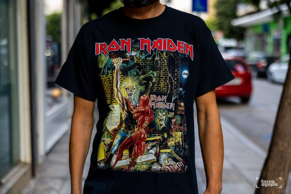 IRON MAIDEN BRING YOUR DAUGHTER TO THE SLAUGHTER