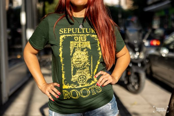 Sepultura Roots 30th Anniversary girlie