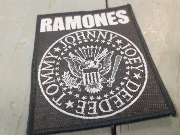 RAMONES CLASSIC PATCH