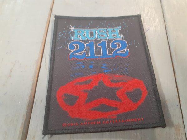 RUSH 2112 PATCH