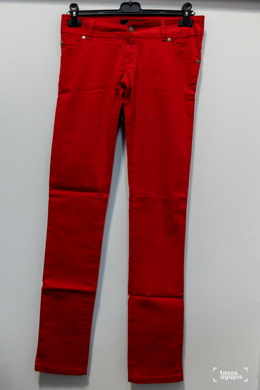 URBAN STAR JEANS RED