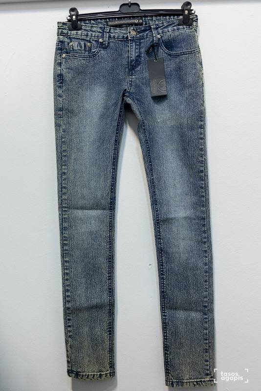 JEAN STYLE MINERAL WASH