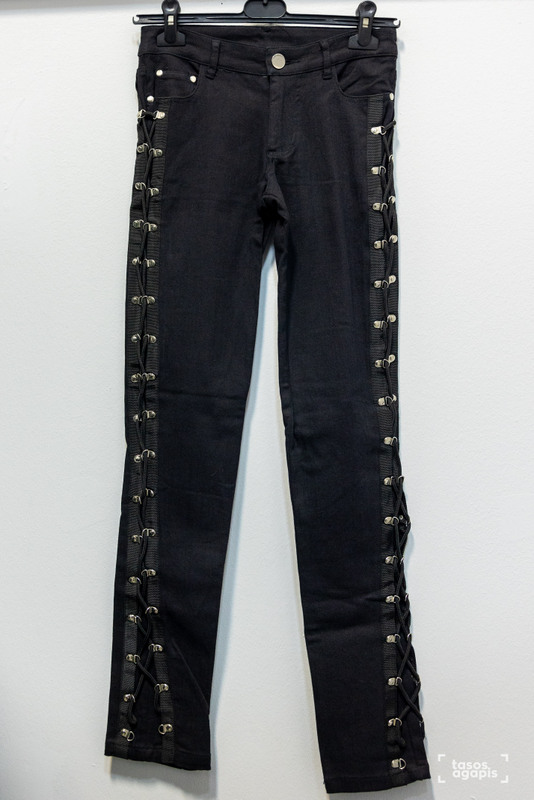 BANNED TROUSERS SKINNY FIT