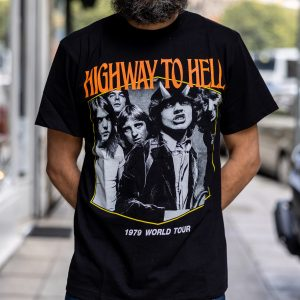 AC DC HIGHWAY TO HELL TOUR
